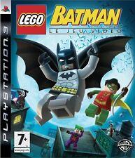 LEGO BATMAN     --  NEUF   -----   pour PS3