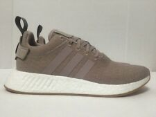 13f6ef942e302 Adidas Nmd R2 Boost Lifestyle Sneakers Vapour Grey Gum CQ2399 Mens Size  9-11.5