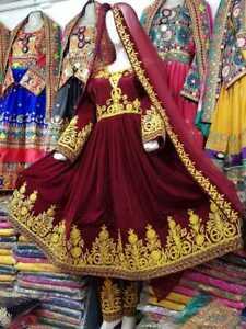 AFghan handmade embroidery kochi dress for sale