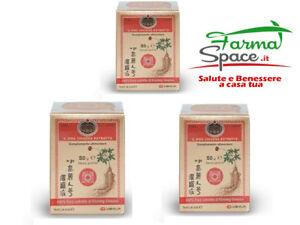 Naturando Ginseng Coreano Puro Hwa Sigillo Oro Estratto Molle 50g - 3 Confezioni
