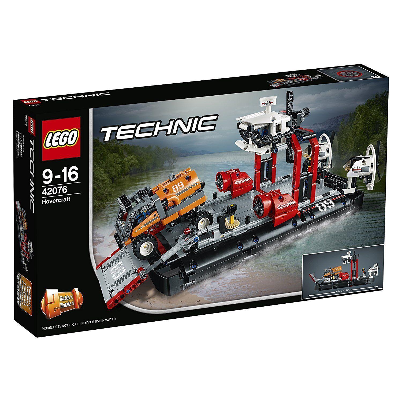 LEGO Technic 42076 42076 42076 LuftkissenStiefel  NEUHEIT 2018 OVP  a71eb3
