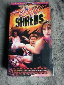 FWM-Hardcore-Wrestling-Made-In-Japan-Torn-Shreds-VHS