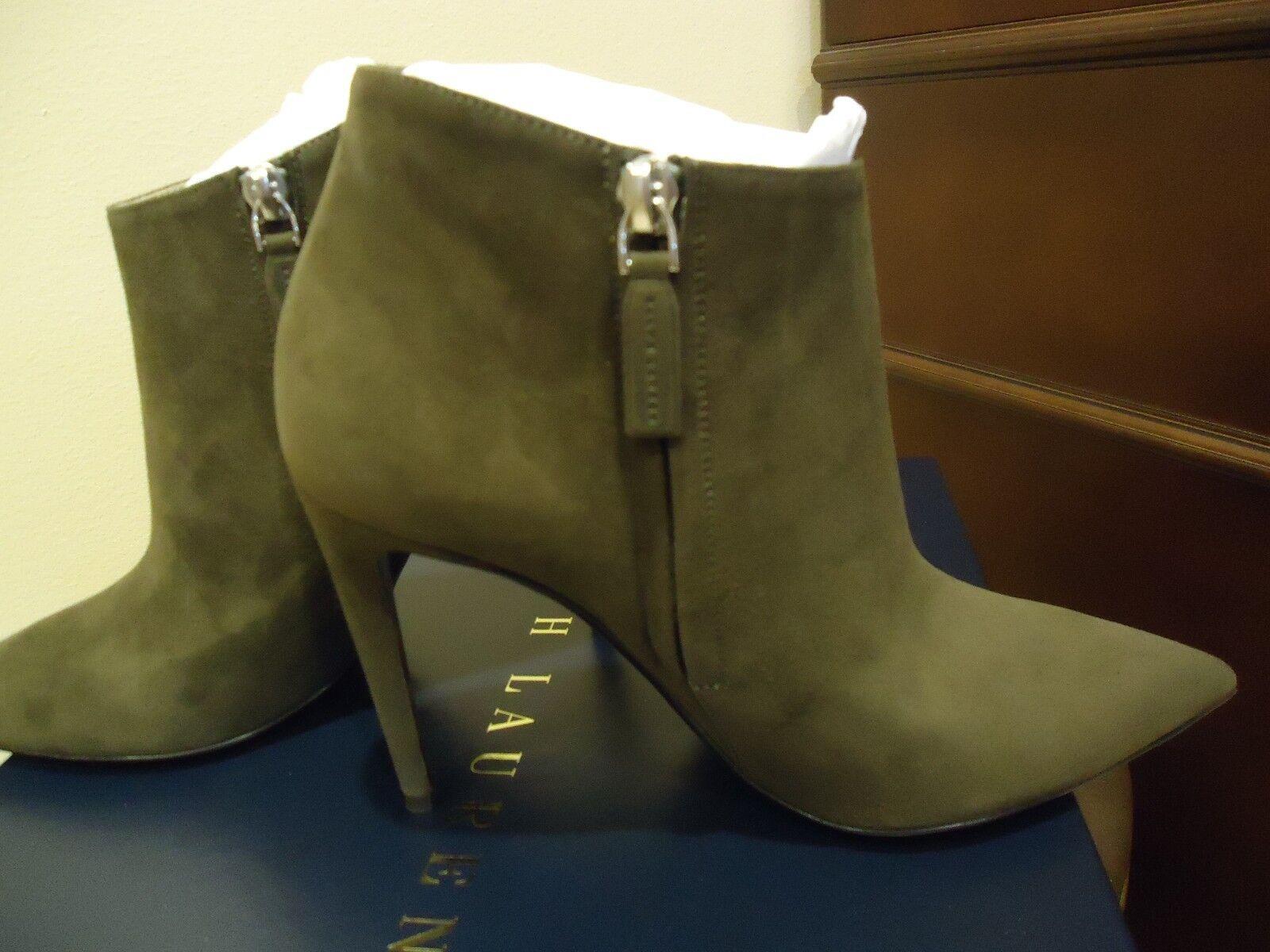 Nuevo En Caja  750 Ralph Lauren Lauren Lauren Collection tasella-Bo-Drs Loden kidsuede botas talla 39 61ac79