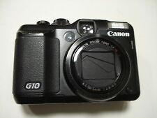 Nice Canon Powershot G10 14MP Digital Camera