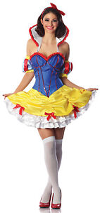 Sexy-Adult-Halloween-Fairest-of-Them-All-Snow-White-Princess-Costume