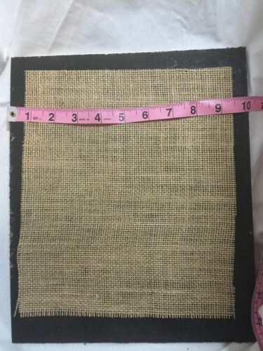 Handmade Burlap Country Vintage Wedding Wood Sign Moment Talk Yourself Hilarious