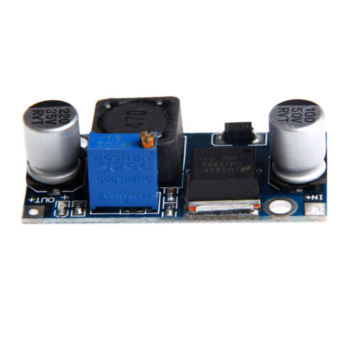 1//5PCS LM2596S courant direct-Direct Current Power Supply Buck Converter réglable Step Down Module 3 A
