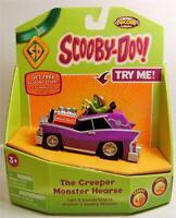 The Creeper Monster Hearse Scooby Doo Light & Sounds Vehicle Nkok Very Rare