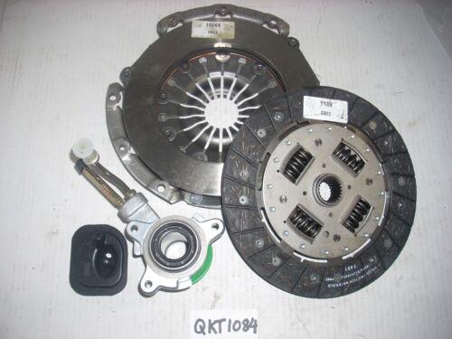 FORD MONDEO MK1 1.6i 16v 1994-1996 3 Piece Clutch Kit QKT1084AF
