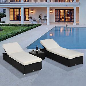 3-Pieces-Sun-Lounger-Rattan-Furniture-Recliner-Pool-Wicker-Garden