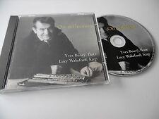 EN LA REFLEXIÓN : YVES BOUVY FLAUTA LUCY WAKEFORD ARPA 22 PISTA CD 2004
