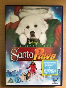 The-Search-para-Santa-Paws-2010-Walt-Disney-Familia-Pelicula-RU-DVD