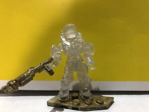 RARE! Halo Mega Construx Series 10 Active Camo KAT Blind Bag figure