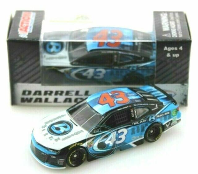BUBBA WALLACE #43 2019 PLANBSALES 1//24 SCALE NEW IN STOCK FREE SHIPPING