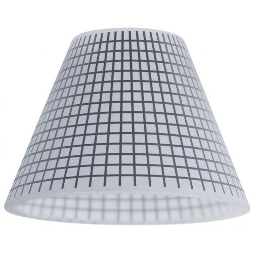 Paulmann Decosystems Deco Kegi Schirm Spotlights Weiß Schwarz Lampenschirm Glas