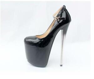 Scarpe tacco con alto da e alla cinturino caviglia sexy donna HqHrw