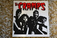 The Cramps Sticker (S347)