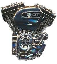 NEW Harley Davidson 107 Milwaukee 48 Motor Enamel Pin Badge from Fat Skeleton