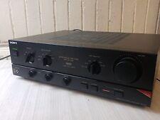 Sony TA-F270 Twin Drive Super Legato Stereo Amplifier + Phono