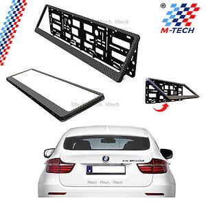 BMW-E63-F12-ETUI-REGISTRIERUNG-WIRKUNG-EFFEKT-KOHLENSTOFF-ETUI-TARGA-PLAKETTE