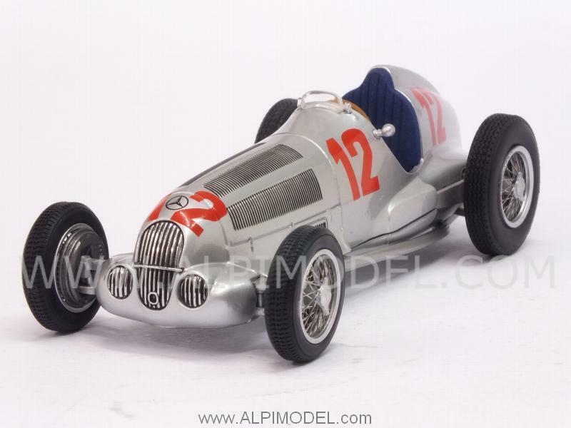 Mercedes W125 Winner GP Germany 1937 Rudolf Caracc 1:43 MINICHAMPS 400370012
