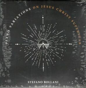 STEFANO BOLLANI - PIANO VARIATIONS ON JESUS CHRIST SUPERSTAR  CD NUOVO SIGILLATO