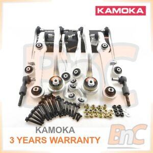 KAMOKA-HEAVY-DUTY-FRONT-CONTROL-ARMS-SET-AUDI-A4-A6-B5-C5-VW-PASSAT-SKODA