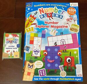Numberblocks Maths Explorer Pack NEW