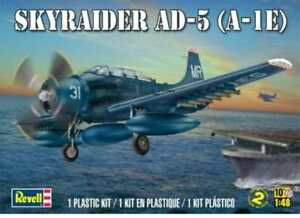Revell-Monogram-1-48-5327-AD-5-A1E-Skyraider-Model-Kit