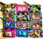 VERA BRADLEY Disney/Mickey Zip ID Case * (7 colors!)