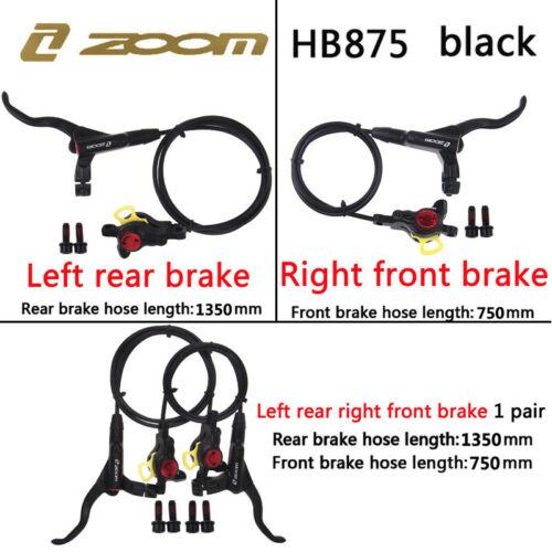 MTB Bike Hydraulic Disc Brakes Front Rear Rotors 160//180mm Brake Disc Rotors UK