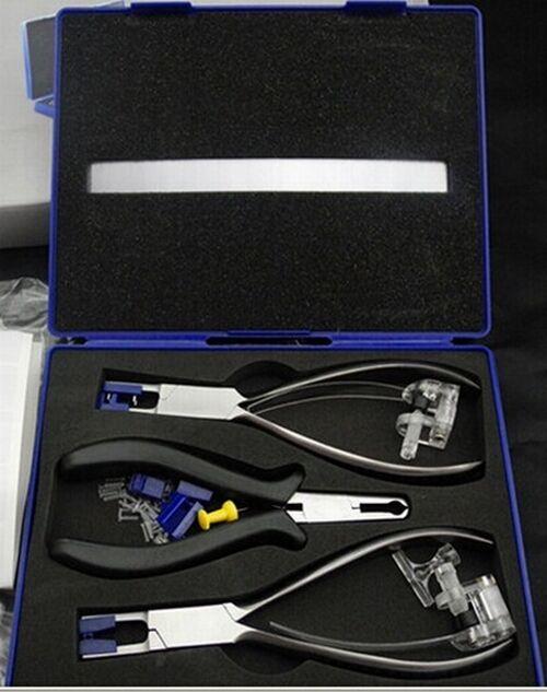 professional plier set for silhouette frames for rimless frames glasses tool kit