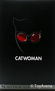 Sideshow Collectibles Figurine à l'échelle 6ème Catwoman 747720222397