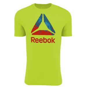 Reebok-Men-039-s-Delta-Logo-T-Shirt