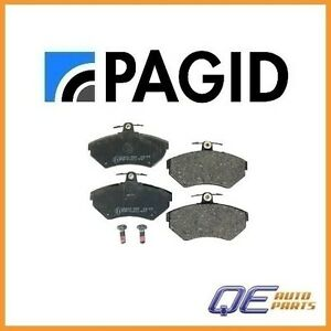OE Replacement 1995 1996 1997 1998 1999 VW Cabrio Rotors Ceramic Pads F