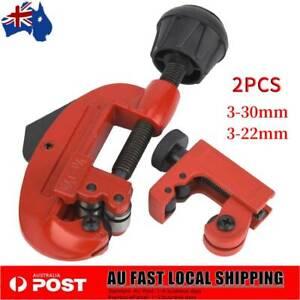 2PCS-Adjustable-Mini-G-Type-Tube-Cutter-Brake-Pipe-Cutting-Tool-Set-3-30mm-New