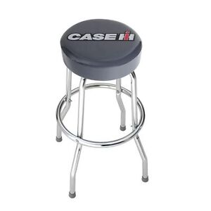 International-Harvester-Case-IH-Grey-Bar-Stool