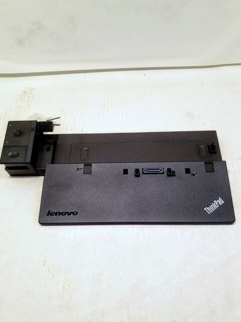 Lenovo ThinkPad Ultra 40A2 Dock 90W USB 3.0 Docking Station New Open Box