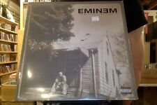 Eminem The Marshall Mathers LP 2xLP sealed vinyl