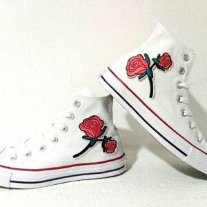 all star converse fiori