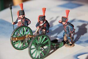Roi et pays Na 064 Set d'artillerie de garde