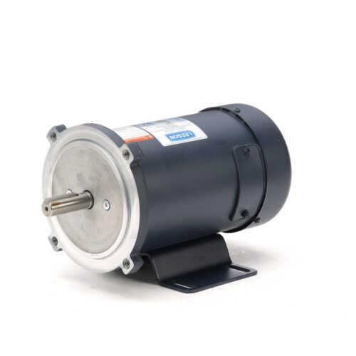Leeson 098008.00 180 Volt DC 1750 Rpm 1//2 Hp Electric Motor 56C Frame