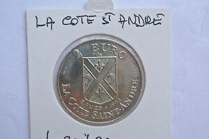 2 Euros De La Cote St Andre 3/25 Avril 1998