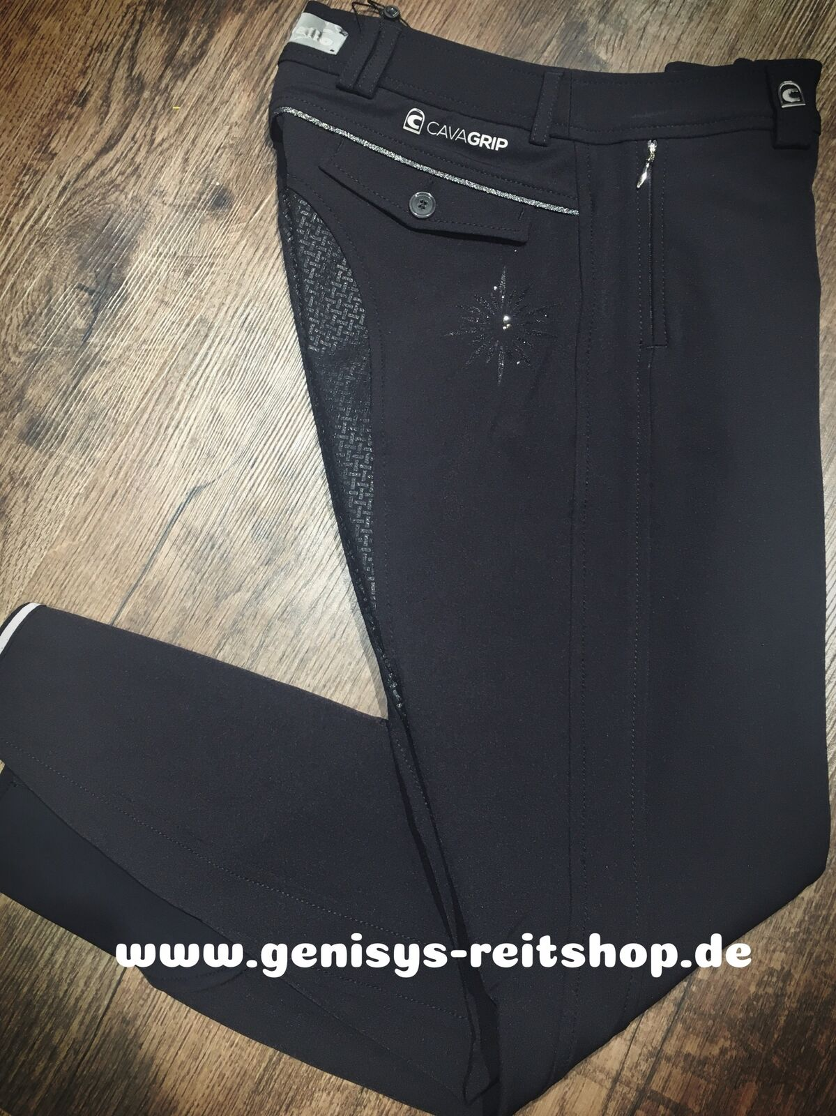 Cavallo Reithose Cosima Cosima Cosima GRIP ART schwarz HW17  | Maßstab ist der Grundstein, Qualität ist Säulenbalken, Preis ist Leiter  | Elegante Und Stabile Verpackung  | Innovation  9cc5ca