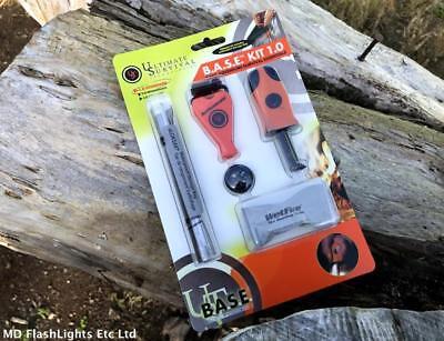 Aspirante Ust B.a.s.e Kit 1.0 Emergency Kit Di Sopravvivenza Bushcraft Sopravvivenza Scout Edc-