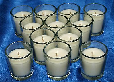 "6-Bulk//Wholesale~Emergency Candles~Religious-Camping~White~5/""x3//4/""~4-5~Hour Burn"