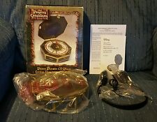 Awesome 2007 Pirates of the Caribbean Portable CD Player New in box NIB