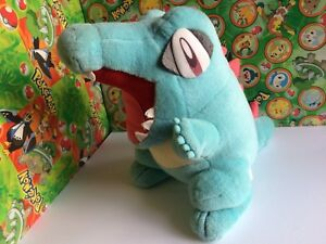 Pokemon Plush Totodile 1 1 Fuzzy Tomy Japan Ufo Big Doll Stuffed