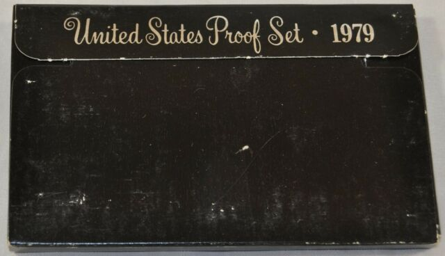 1979-S Proof Set United States US Mint - Free Shipping