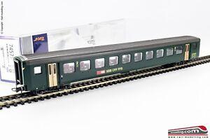 ROCO-74571-H0-1-87-Carrozza-salone-passeggeri-SBB-CFF-FFS-di-2-cl-modello-E